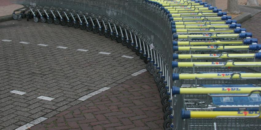 Hygiëne Nederlandse winkelwagens ver onder de maat