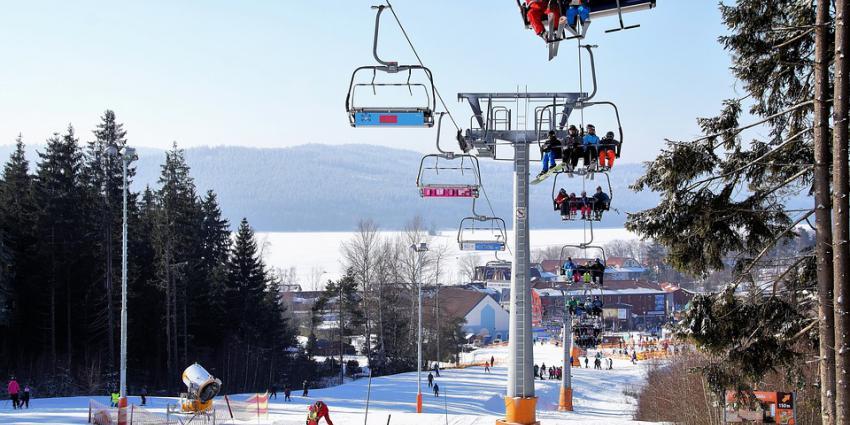 ANWB verwacht topdrukte richting wintersport