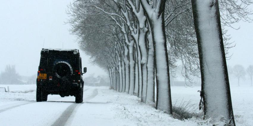 Drukte verwacht tijdens kerstvakantie richting wintersportgebieden