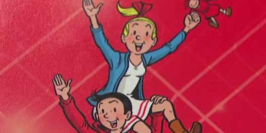 Wiske en tante Sidonia hebben voortaan borstjes