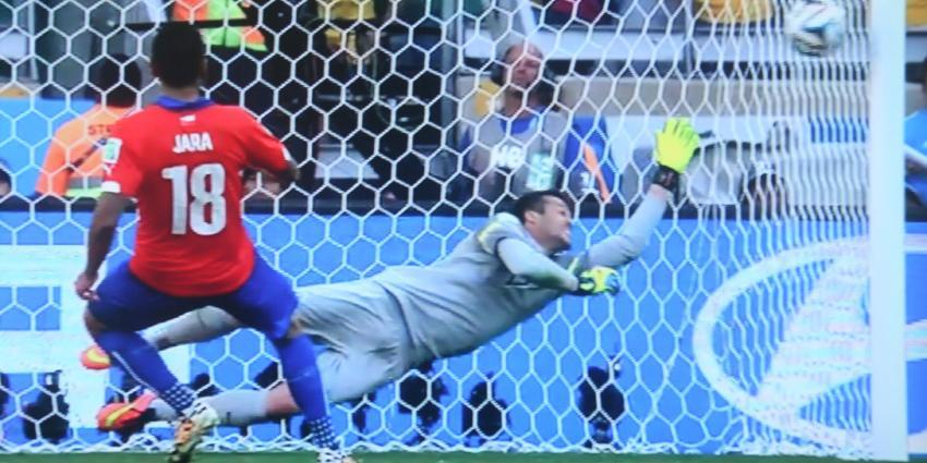 Brazilië door na strafschoppen