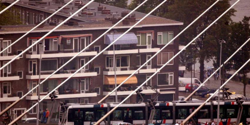 Zorgen over sloop sociale huurwoningen Rotterdam