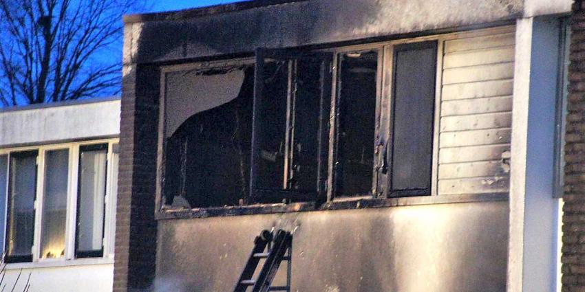 Fatale woningbrand Emmen kost leven van twee jonge kinderen
