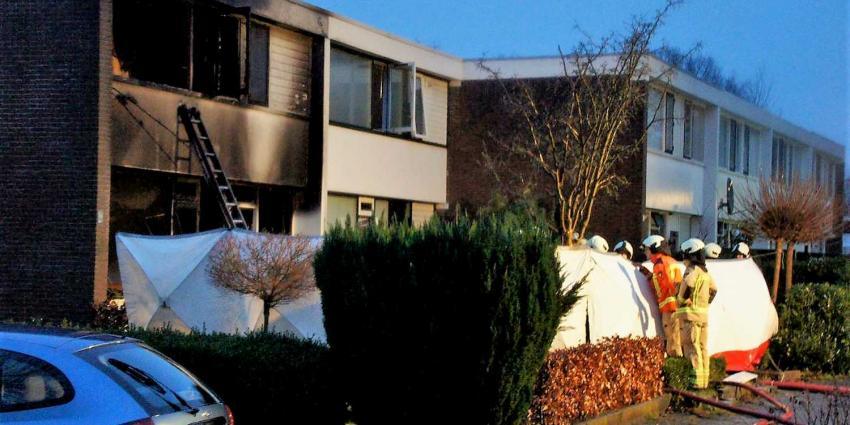 Woningbrand Emmen kost twee jonge kinderen het leven