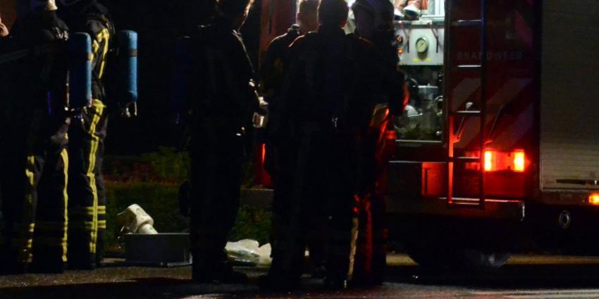 11-jarig meisje woningbrand Amersfoort overleden