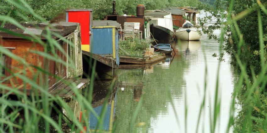 foto van woonboot | fbf