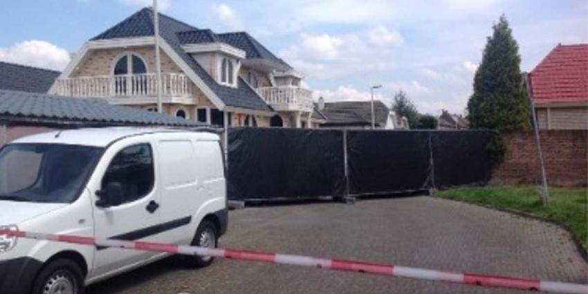 Doorzoeking bij 48-jarige ex-generaal Outlaw Motorcycle Gang Bergen op Zoom
