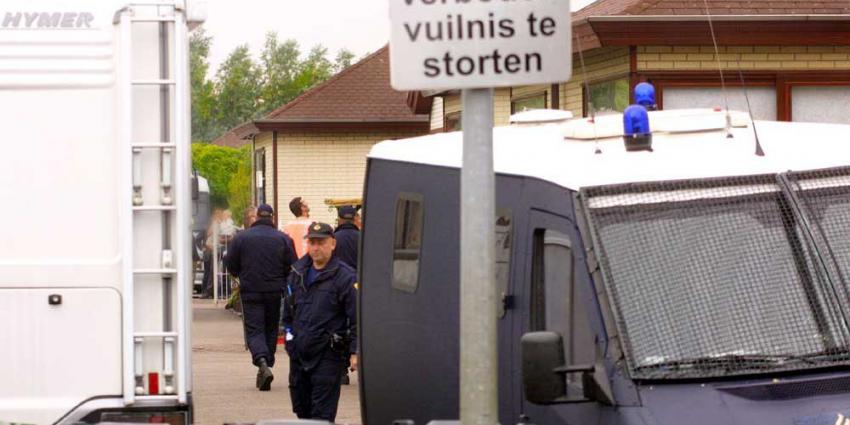 Verdachte beschieting op woonwagenkamp Alphen aangehouden