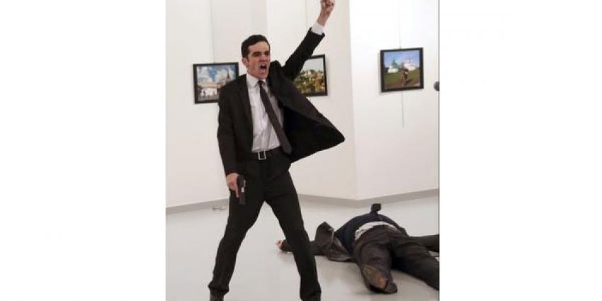 World Press Photo is foto vermoorde Russische ambassadeur