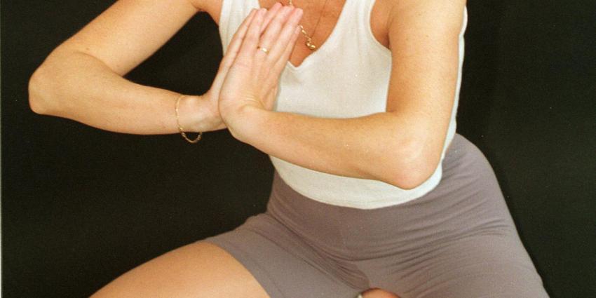 Om stress tegen te gaan, gaan militairen aan de yoga