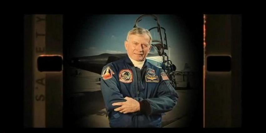 Amerikaanse astronaut die twee keer op de maan liep is overleden