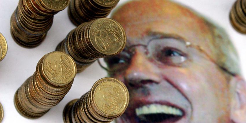 Geen loonsverhoging voor ABN Amro-top