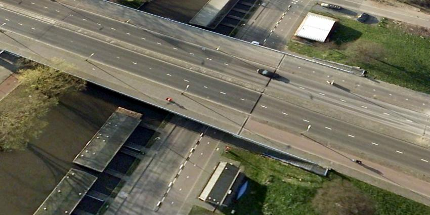 Foto van Zandpad Utrecht | Google Earth