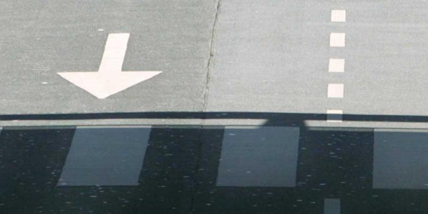 Foto van zebrapad oversteek voetganger | Archief EHF