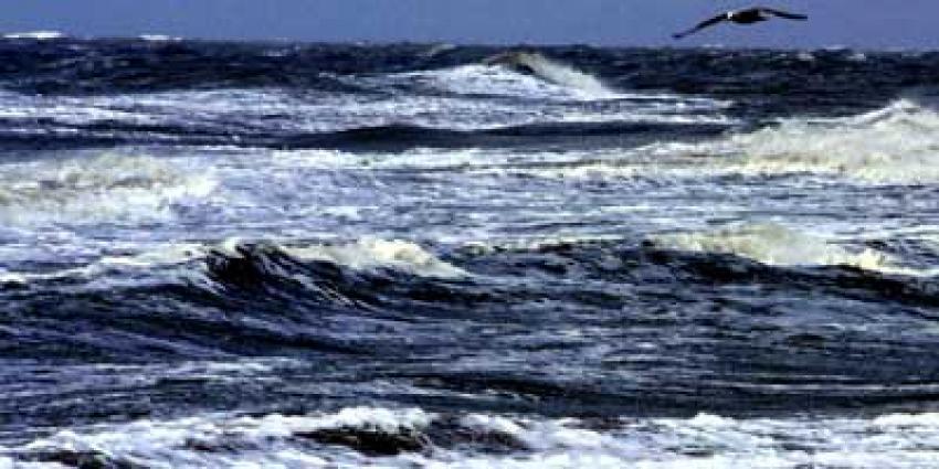 Vrouw door politieagent uit zee gered in Vlissingen
