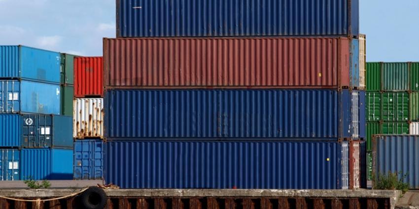 Drugs aangetroffen in zeecontainers