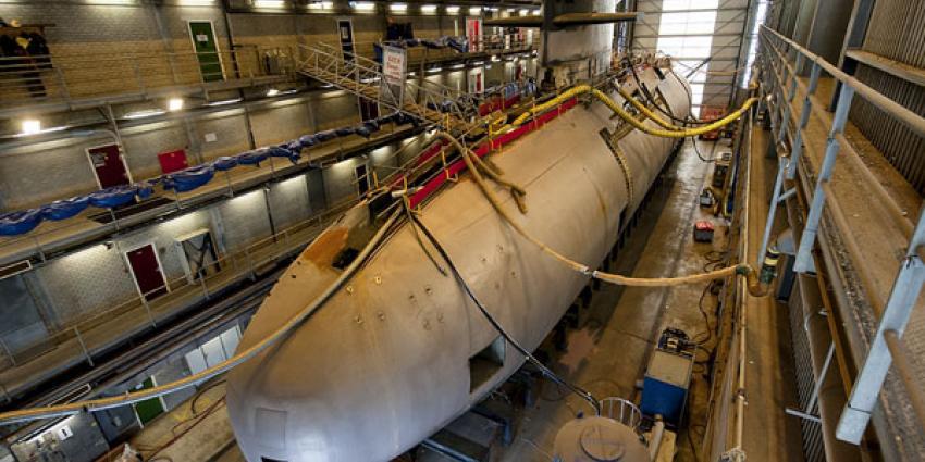 foto van onderzeeboot | Defensie