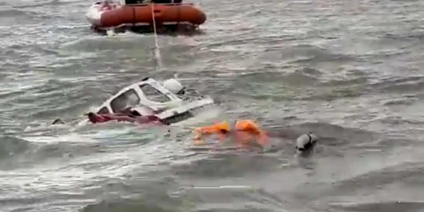 Pool omgekomen na omslaan zeilschip bij Vlieland