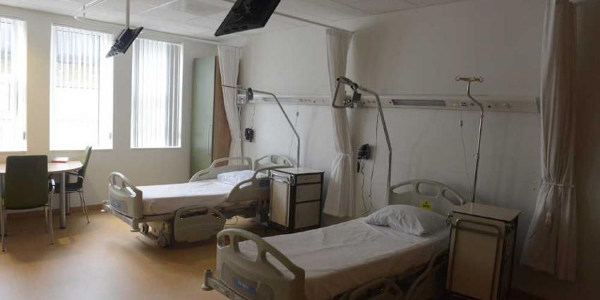 ziekenhuis, bed