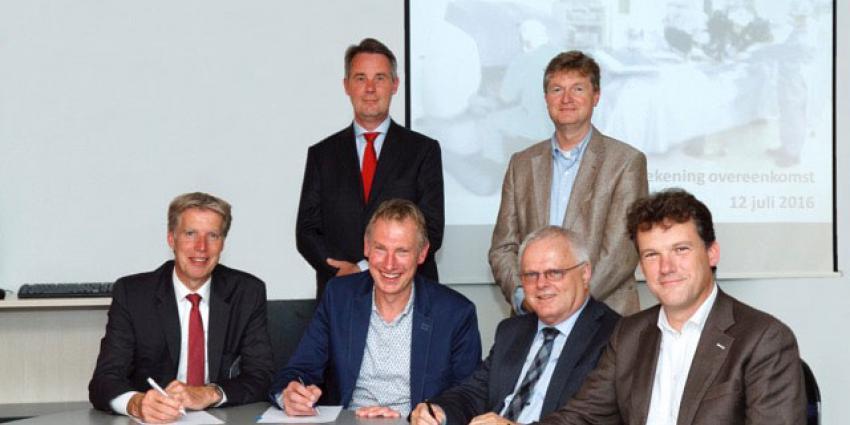Regionale samenwerking ziekenhuizen in prostaatkankerzorg