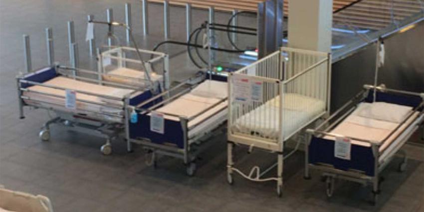 Ludieke beddenactie LUMC is schrijnende oproep om personeelstekort