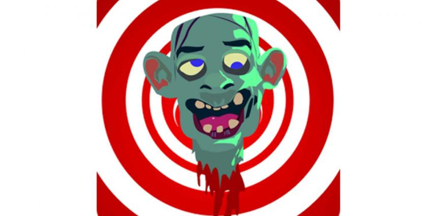 Zombie-experiment op Lowlands