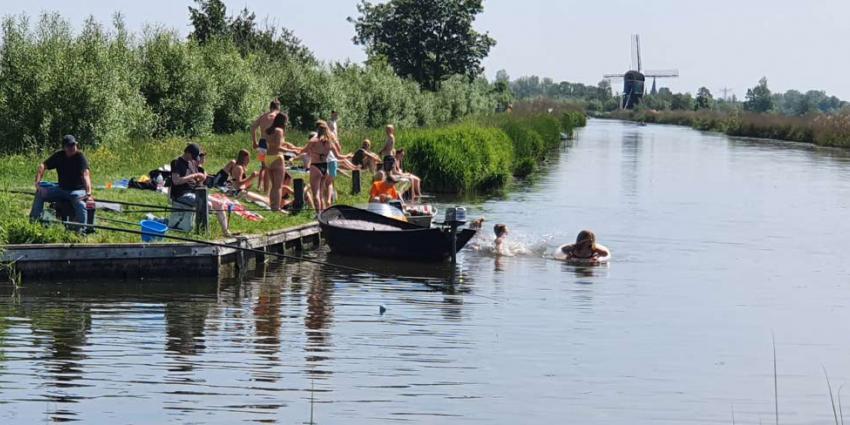 Nederland recreëert met o.a. volle wegen naar de kust