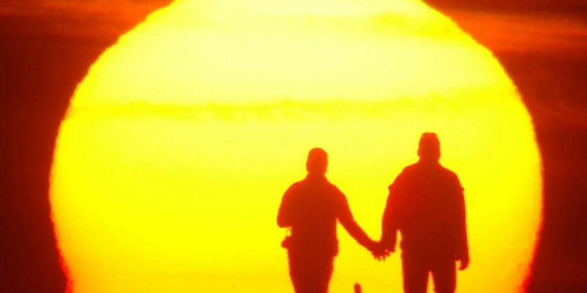 Spanje en Portugal temperaturen verwacht van dik boven 40 graden