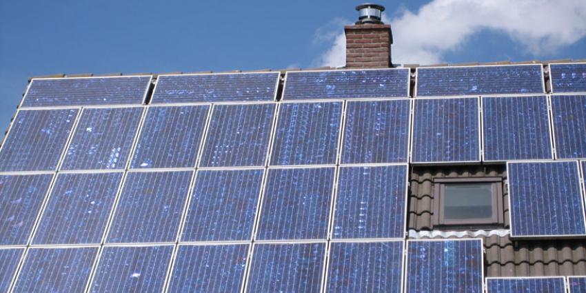 9 op de 10 huisbezitters zich bewust van energieverbruik