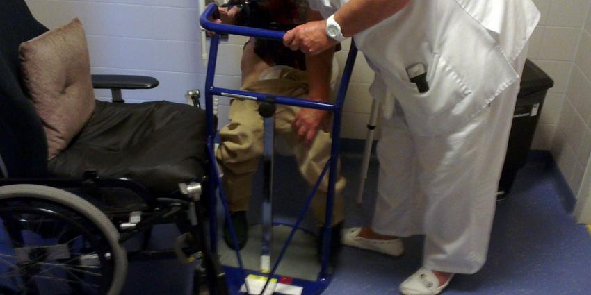 Gevangenen hebben het beter dan mensen in verzorgingstehuis