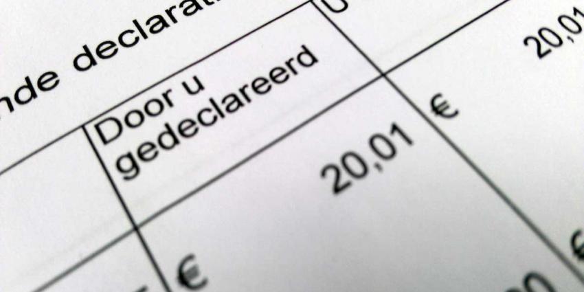 Zorgpremie gaat naar de 1.600,- euro komende jaren