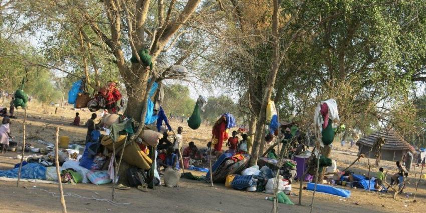 foto van kinderen Zuid-Soedan | Save The Children
