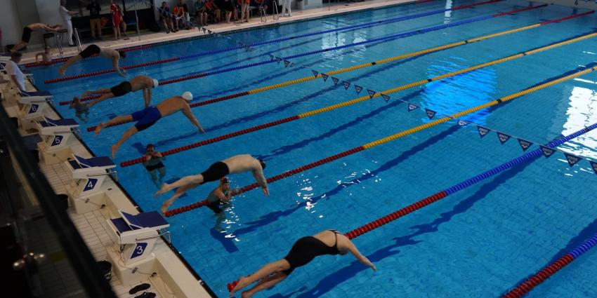 Zuyderzee Masters Circuit zwemmen succesvol verlopen