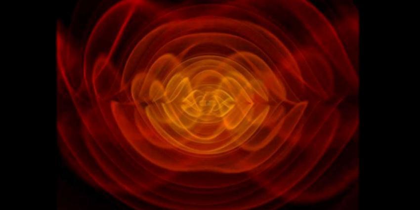 Drie detectoren doen eerste gezamenlijke ontdekking van zelfde zwaartekrachtgolven