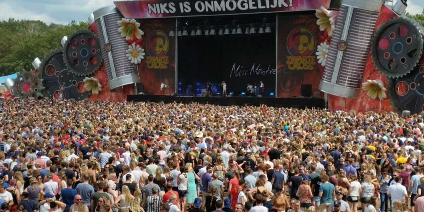 Veel festivalbezoekers dragen poepbacterie bij zich