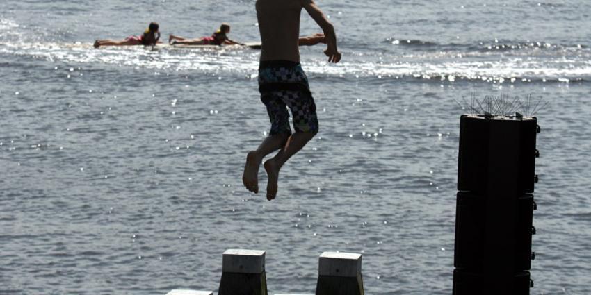 foto van zwemmer | fbf archief