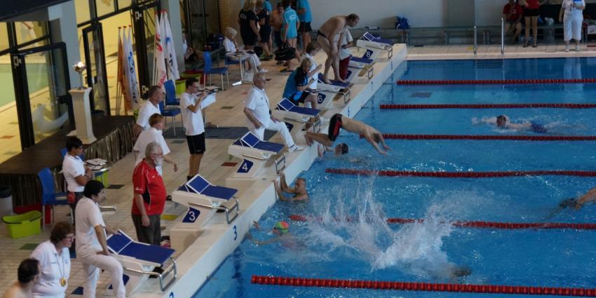 Special Olympics Sport Evenement succesvol verlopen
