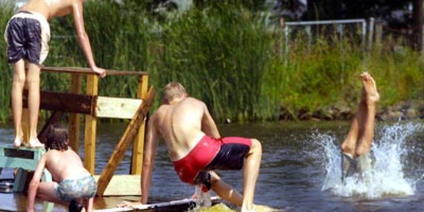 App voor veilig zwemwater is voor echte diehards al te gebruiken