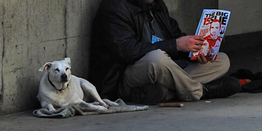 Steeds meer verwarde mensen op straat