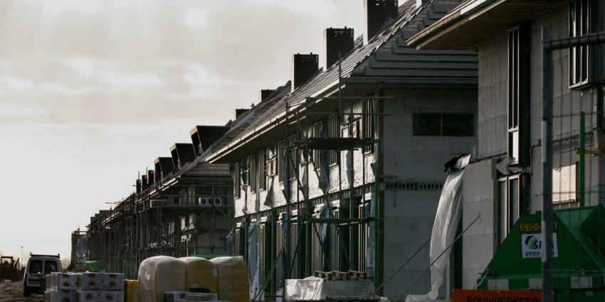 Foto van nieuwbouw woning