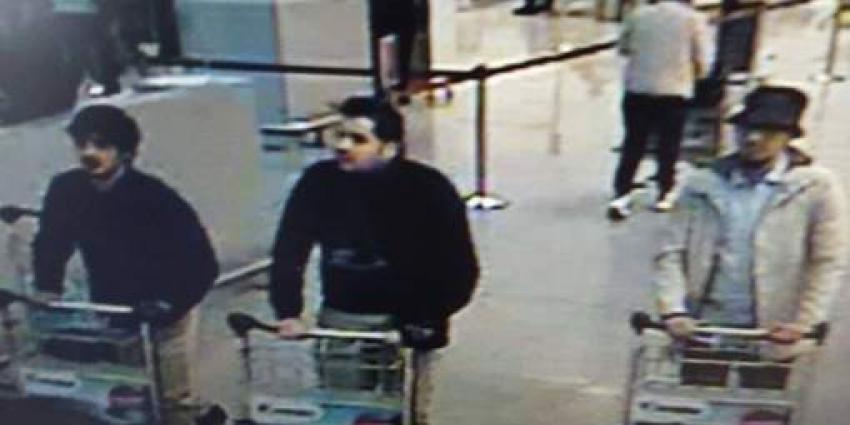 Spijkerbom en IS-vlag aangetroffen bij huiszoeking in Brussel
