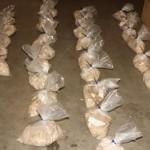 Foto van in beslag genomen drugs   Landelijk Parket