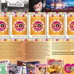 postzegel Pinkpop