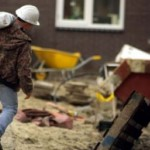 Foto van bouwvakker | Archief FBF.nl