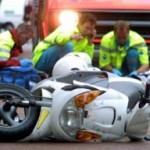 Foto van ongeval met scooter | Archief FBF.nl