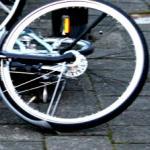 Foto van fiets op de grond   Archief FBF.nl