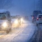 Foto van auto's in de sneeuw | Archief FBF.nl