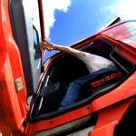 Foto van vrachtwagen illustratie| Archief EHF