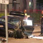 Ongeval Eerste Oosterparkstraat