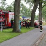 Dode bij ongeval in Klijndijk